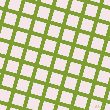 74/164 degree angle diagonal checkered chequered lines, 15 pixel lines width, 45 pixel square size, Sushi and Amour plaid checkered seamless tileable