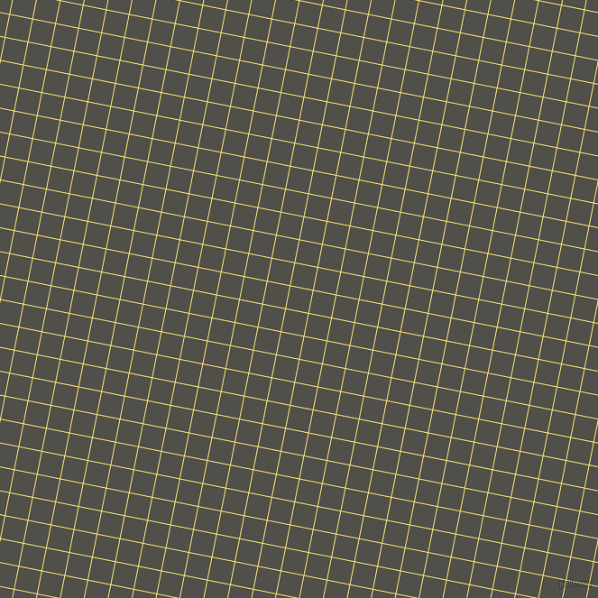 79/169 degree angle diagonal checkered chequered lines, 1 pixel line width, 25 pixel square size, Sweet Corn and Dune plaid checkered seamless tileable