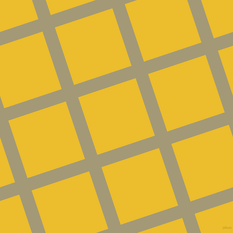 18/108 degree angle diagonal checkered chequered lines, 52 pixel line width, 242 pixel square size, Tallow and Bright Sun plaid checkered seamless tileable