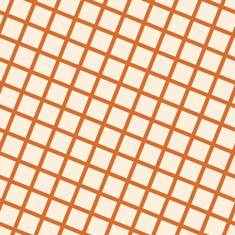 68/158 degree angle diagonal checkered chequered lines, 13 pixel line width, 59 pixel square size, Tango and Forget Me Not plaid checkered seamless tileable