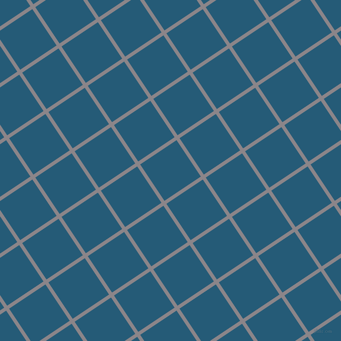 34/124 degree angle diagonal checkered chequered lines, 7 pixel lines width, 86 pixel square size, Taupe Grey and Orient plaid checkered seamless tileable