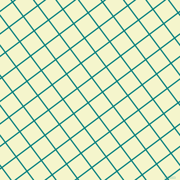 37/127 degree angle diagonal checkered chequered lines, 4 pixel lines width, 54 pixel square size, Teal and Mimosa plaid checkered seamless tileable