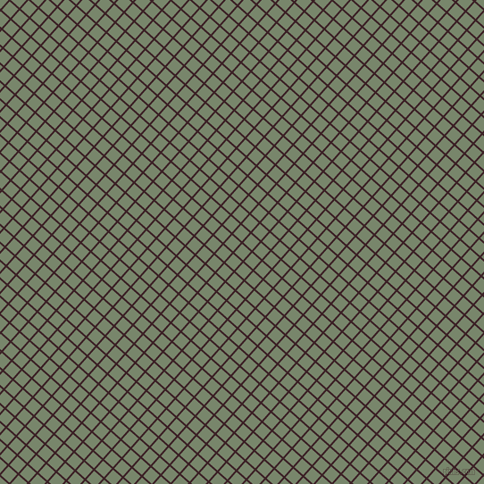 48/138 degree angle diagonal checkered chequered lines, 2 pixel lines width, 13 pixel square size, Temptress and Camouflage Green plaid checkered seamless tileable