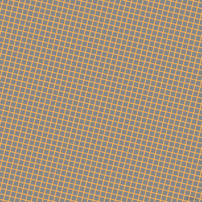 76/166 degree angle diagonal checkered chequered lines, 3 pixel lines width, 15 pixel square size, Texas Rose and Aluminium plaid checkered seamless tileable