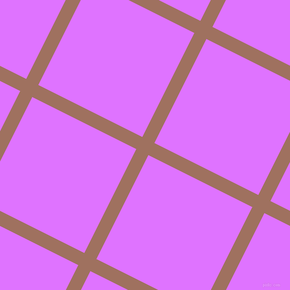 63/153 degree angle diagonal checkered chequered lines, 27 pixel line width, 233 pixel square sizeToast and Heliotrope plaid checkered seamless tileable