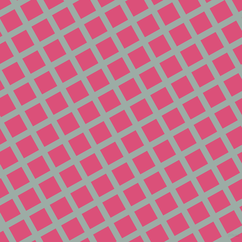 29/119 degree angle diagonal checkered chequered lines, 20 pixel lines width, 56 pixel square size, Tower Grey and Cranberry plaid checkered seamless tileable
