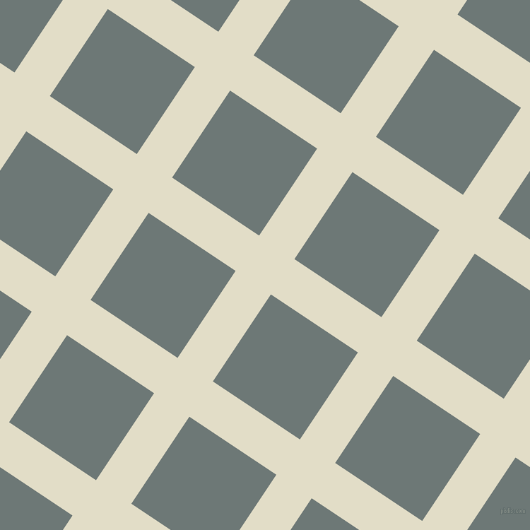 56/146 degree angle diagonal checkered chequered lines, 60 pixel lines width, 148 pixel square size, Travertine and Rolling Stone plaid checkered seamless tileable