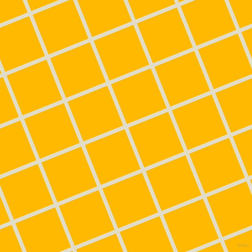 22/112 degree angle diagonal checkered chequered lines, 13 pixel lines width, 141 pixel square size, Travertine and Selective Yellow plaid checkered seamless tileable