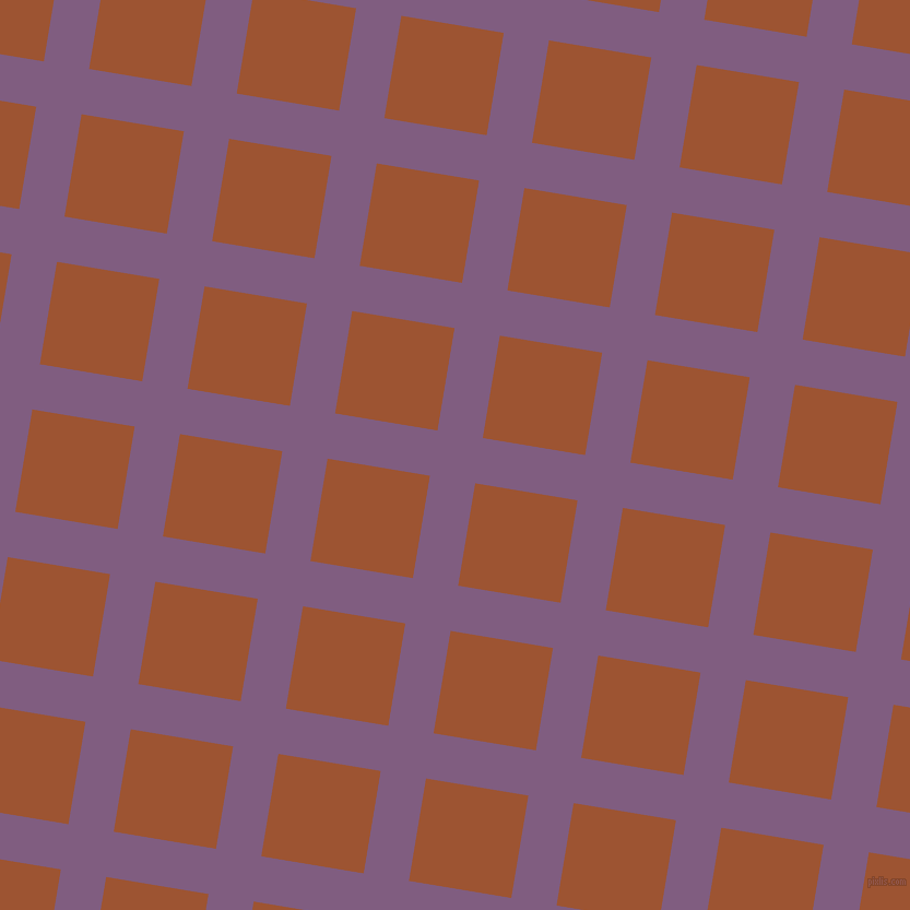 81/171 degree angle diagonal checkered chequered lines, 42 pixel line width, 95 pixel square size, Trendy Pink and Piper plaid checkered seamless tileable