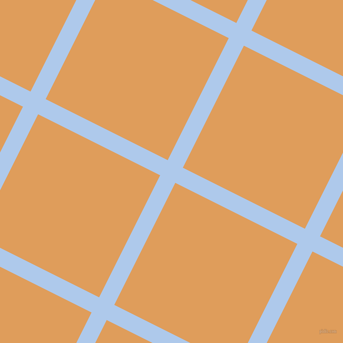 63/153 degree angle diagonal checkered chequered lines, 35 pixel lines width, 282 pixel square size, Tropical Blue and Porsche plaid checkered seamless tileable