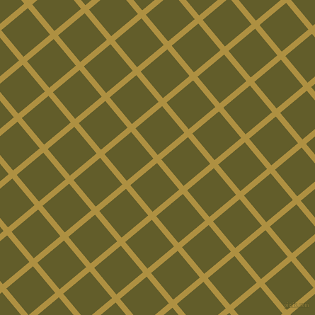 40/130 degree angle diagonal checkered chequered lines, 8 pixel lines width, 49 pixel square size, Turmeric and Costa Del Sol plaid checkered seamless tileable