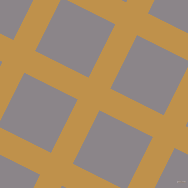 63/153 degree angle diagonal checkered chequered lines, 101 pixel line width, 246 pixel square sizeTussock and Taupe Grey plaid checkered seamless tileable
