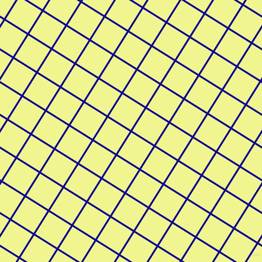 58/148 degree angle diagonal checkered chequered lines, 6 pixel line width, 83 pixel square size, Ultramarine and Tidal plaid checkered seamless tileable