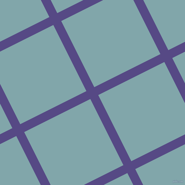 27/117 degree angle diagonal checkered chequered lines, 30 pixel lines width, 251 pixel square sizeVictoria and Ziggurat plaid checkered seamless tileable