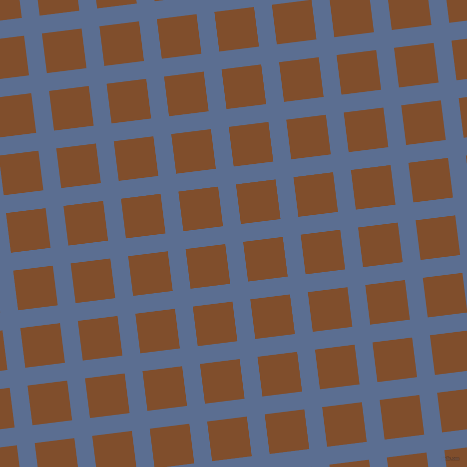 7/97 degree angle diagonal checkered chequered lines, 36 pixel lines width, 80 pixel square size, Waikawa Grey and Korma plaid checkered seamless tileable