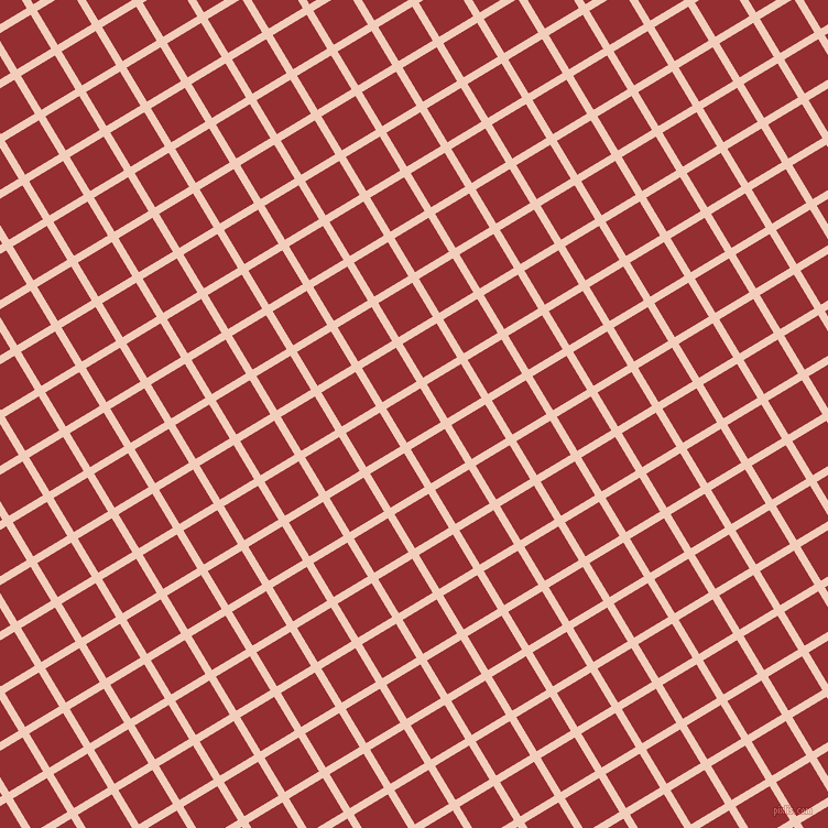 31/121 degree angle diagonal checkered chequered lines, 7 pixel line width, 36 pixel square size, Watusi and Guardsman Red plaid checkered seamless tileable