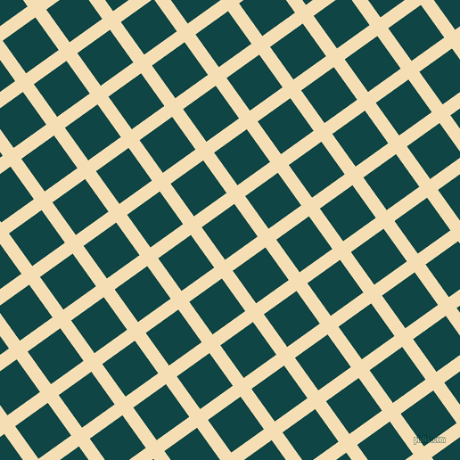 36/126 degree angle diagonal checkered chequered lines, 15 pixel lines width, 45 pixel square size, Wheat and Cyprus plaid checkered seamless tileable