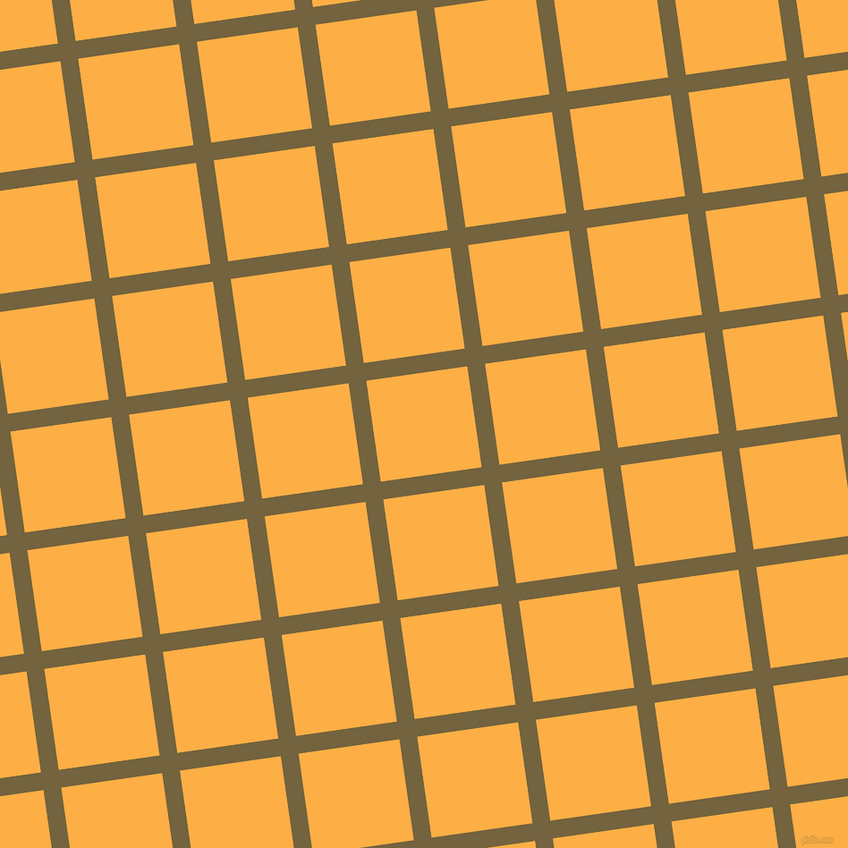 8/98 degree angle diagonal checkered chequered lines, 20 pixel lines width, 114 pixel square size, Yellow Metal and My Sin plaid checkered seamless tileable