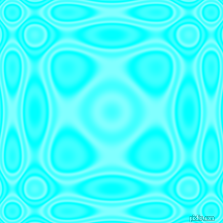 , Aqua and Electric Blue plasma wave seamless tileable