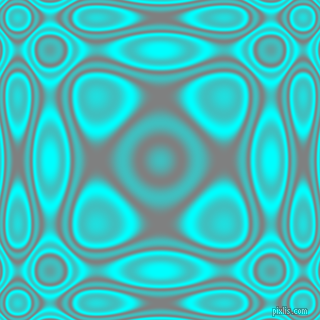 , Aqua and Grey plasma wave seamless tileable