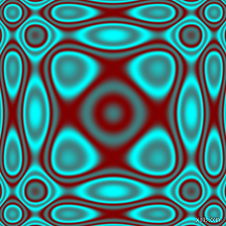 , Aqua and Maroon plasma wave seamless tileable