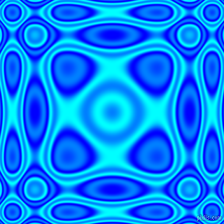 , Blue and Aqua plasma wave seamless tileable