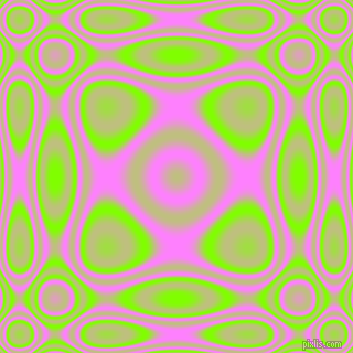 , Chartreuse and Fuchsia Pink plasma wave seamless tileable