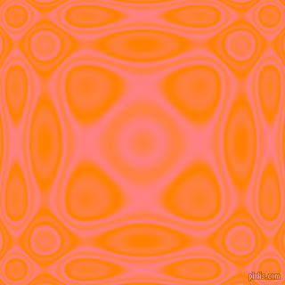 , Dark Orange and Salmon plasma wave seamless tileable