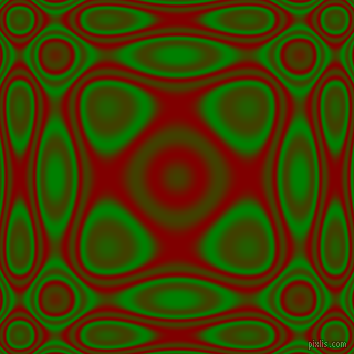 , Green and Maroon plasma wave seamless tileable