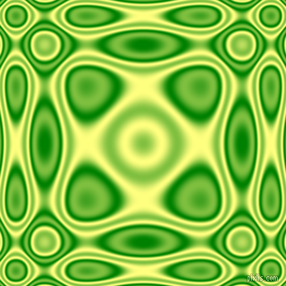 Green and Witch Haze plasma wave seamless tileable