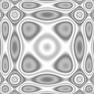 Grey and White plasma wave seamless tileable
