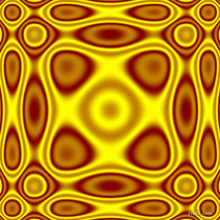 , Maroon and Yellow plasma wave seamless tileable