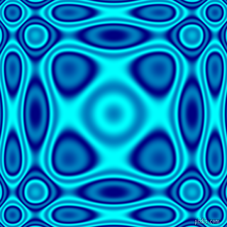 , Navy and Aqua plasma wave seamless tileable
