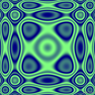 , Navy and Mint Green plasma wave seamless tileable