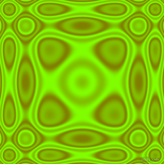 , Olive and Chartreuse plasma wave seamless tileable