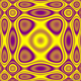 , Purple and Yellow plasma wave seamless tileable