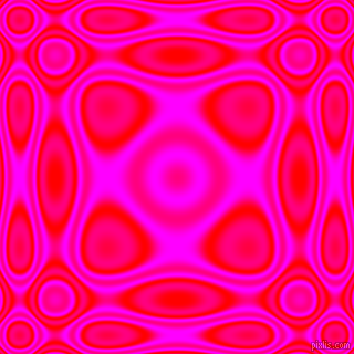 , Red and Magenta plasma wave seamless tileable