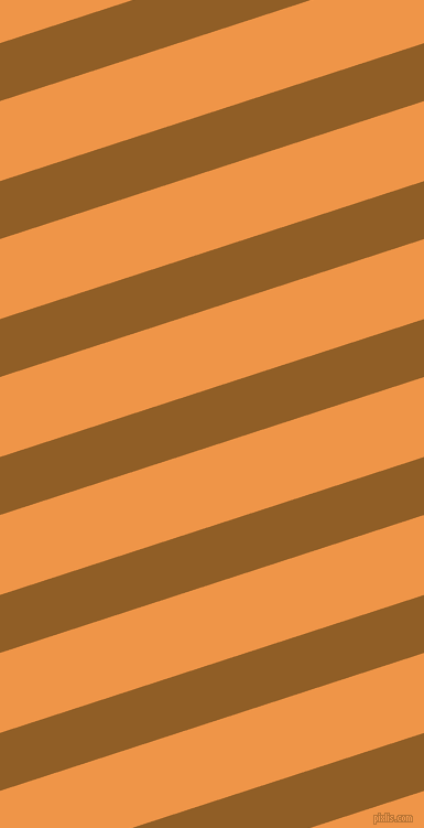 18 degree angle lines stripes, 50 pixel line width, 69 pixel line spacing, Afghan Tan and Sea Buckthorn stripes and lines seamless tileable