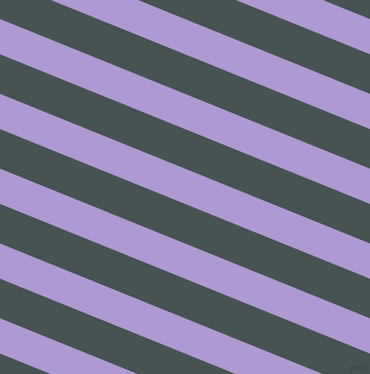 158 degree angle lines stripes, 65 pixel line width, 73 pixel line spacing, Biloba Flower and Dark Slate stripes and lines seamless tileable