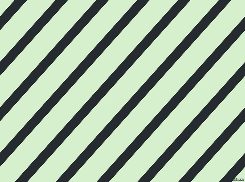 48 degree angle lines stripes, 30 pixel line width, 68 pixel line spacing, Blue Charcoal and Snowy Mint stripes and lines seamless tileable