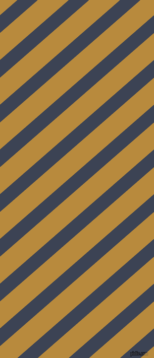 41 degree angle lines stripes, 27 pixel line width, 41 pixel line spacing, Blue Zodiac and Marigold stripes and lines seamless tileable