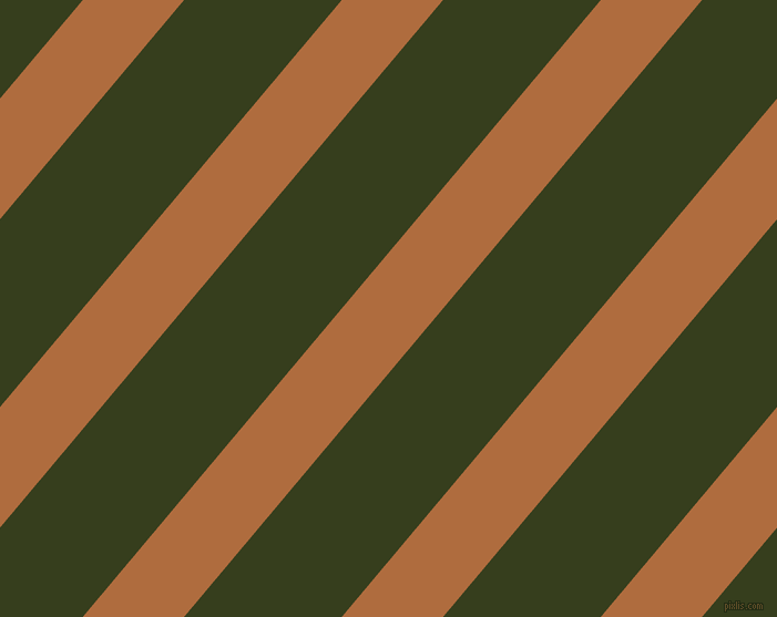 50 degree angle lines stripes, 70 pixel line width, 109 pixel line spacing, Bourbon and Turtle Green stripes and lines seamless tileable