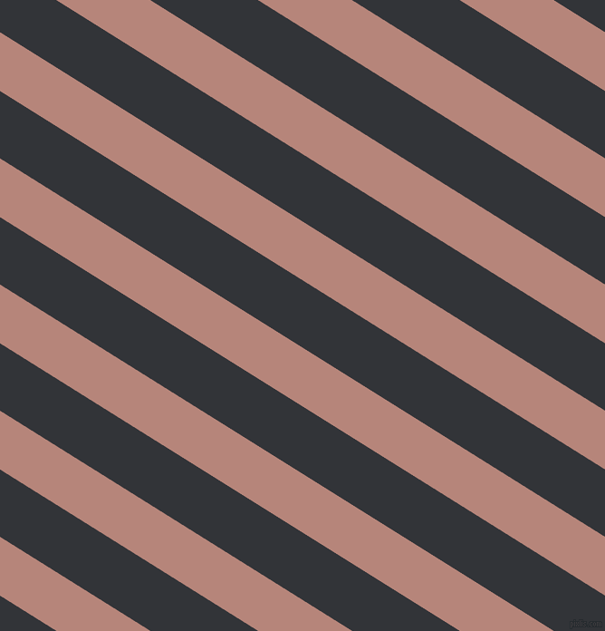 148 degree angle lines stripes, 55 pixel line width, 63 pixel line spacing, Brandy Rose and Ebony Clay stripes and lines seamless tileable