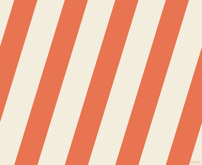 73 degree angle lines stripes, 73 pixel line width, 86 pixel line spacing, Burnt Sienna and Quarter Pearl Lusta stripes and lines seamless tileable