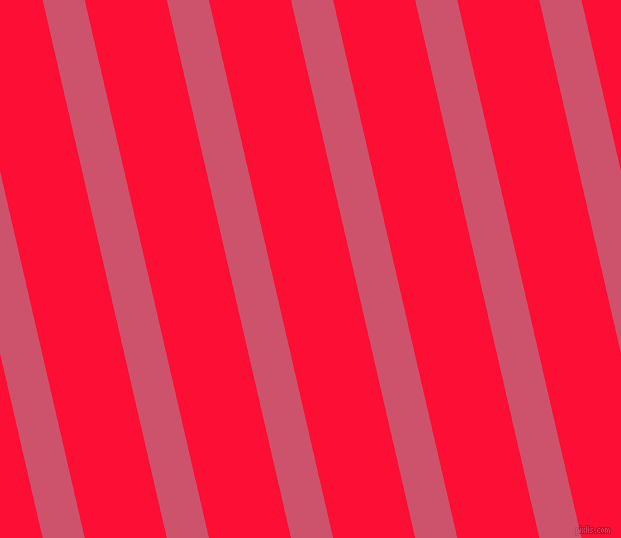 103 degree angle lines stripes, 41 pixel line width, 80 pixel line spacing, Cabaret and Torch Red stripes and lines seamless tileable