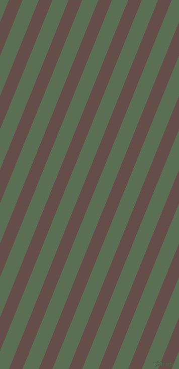 68 degree angle lines stripes, 25 pixel line width, 30 pixel line spacing, Congo Brown and Cactus stripes and lines seamless tileable