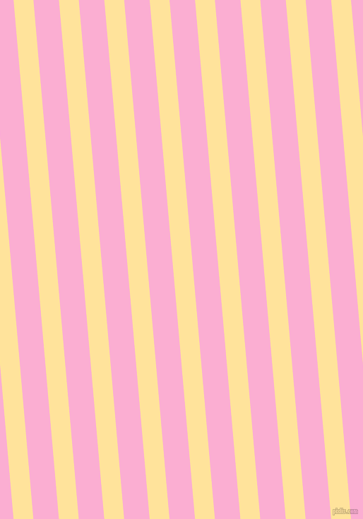 95 degree angle lines stripes, 28 pixel line width, 36 pixel line spacing, Cream Brulee and Lavender Pink stripes and lines seamless tileable