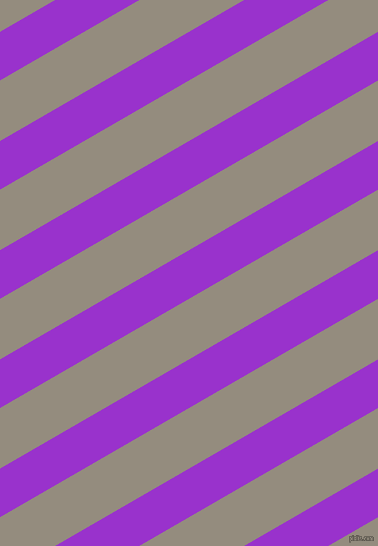 30 degree angle lines stripes, 61 pixel line width, 76 pixel line spacing, Dark Orchid and Heathered Grey stripes and lines seamless tileable
