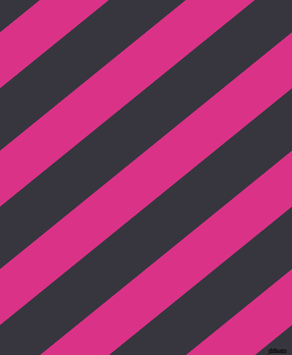39 degree angle lines stripes, 87 pixel line width, 97 pixel line spacing, Deep Cerise and Revolver stripes and lines seamless tileable