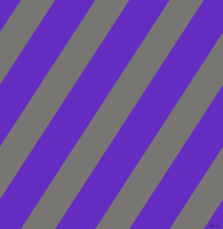 57 degree angle lines stripes, 100 pixel line width, 117 pixel line spacing, Dove Grey and Purple Heart stripes and lines seamless tileable